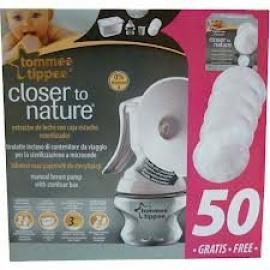 Extractor de Leche Tomme Tippee Manual