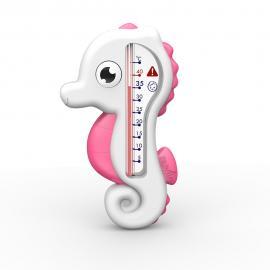 Termometro Baño Rosa