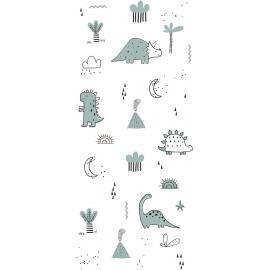 Muselina Bambu Dinos