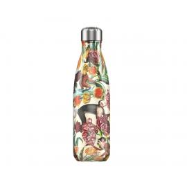 Botella Chilly'S Tropical Edition 500Ml