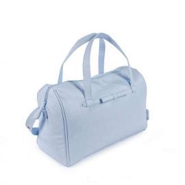 Bolsa Canastilla Nido Azul