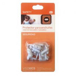 51007 Protector Enchufes Conector Visofar