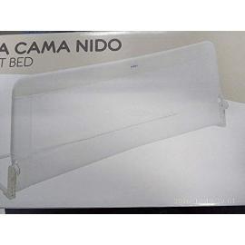 Barrera Cama 150 Blanca